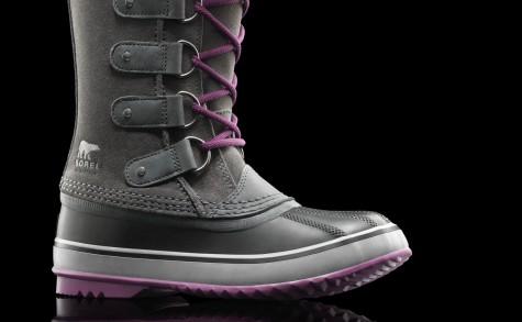 SOREL – le calzature più cool dell'inverno