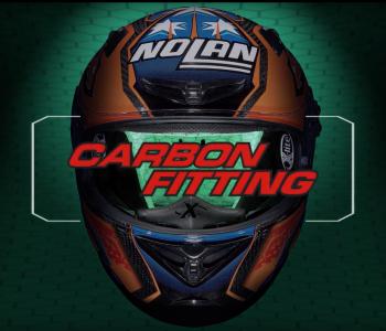 X-lite presenta il nuovo tessuto CARBON FITTING