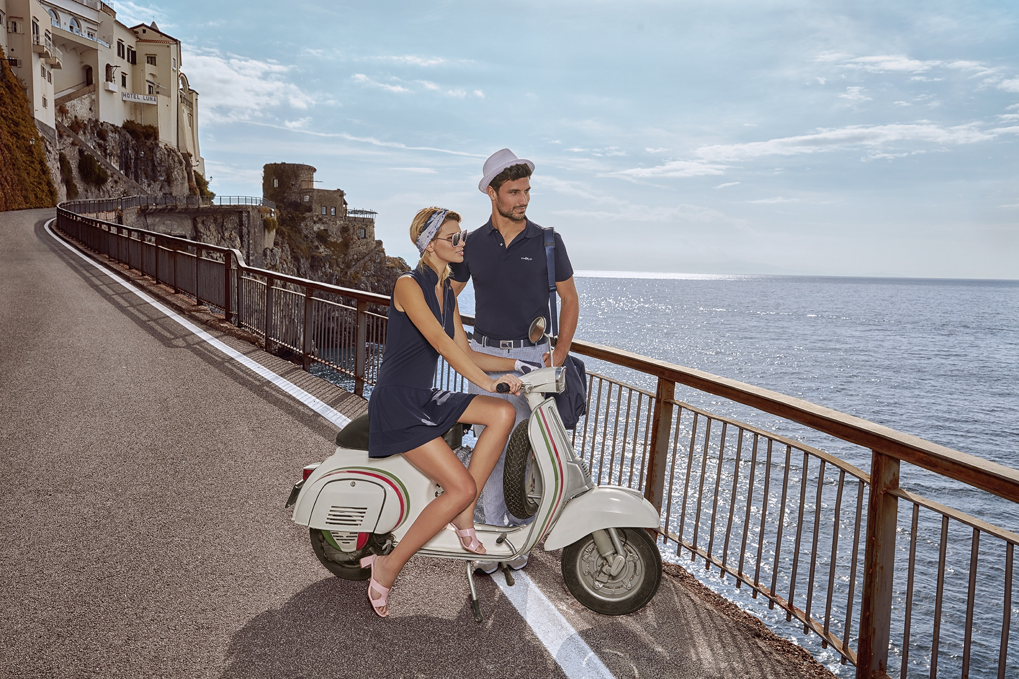 ITALIAN JOURNEY: CHIC & TECH IN AMALFI COAST
